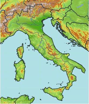Regionsquiz Italien