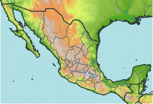 Quiz Of Mexican States